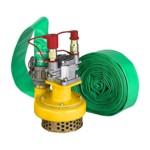 Hydraulické vodné čerpadlo
