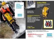 Motorové búracie kladivo Cobra PROi - Akciová cena
