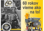 Kampaň - omietačka MP25 Mixit