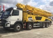 Nové čerpadlo betónu BSF47 na podvozku VOLVO pre spoločnosť RBR Betón
