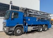 Autočerpadlo betónu BSF28 pre spoločnosť EUROBETON PLUS s.r.o.