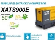NOVINKA - Mobilný elektrický kompresor