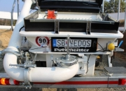 Odovzdanie čerpadla betónu BSF38.16H spoločnosti VEDOS