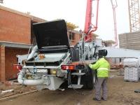 Spoločnosť VION a.s. zakúpila nové čerpadlo betónu BSF36.16H.