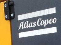 Dodávka elektrocentrály ATLAS COPCO QAS30