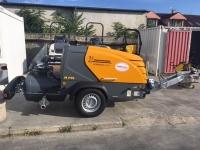 Pneumatický dopravník Putzmeister MIxokret M740D je v ponuke na prenájom.