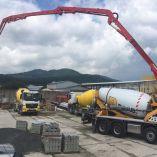 pumpa betonu PUMI