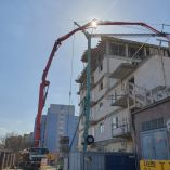 pouzita betonpumpa 58m