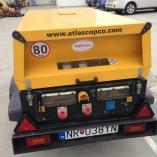generátor na podvozku