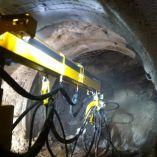 tunel Višňové striekanie