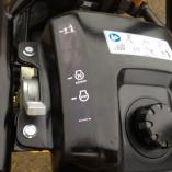 Vibracny pech LT6005 -paka plynu