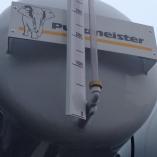 vodná nádrž autodomiešavača
