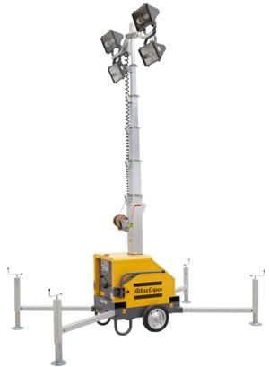osvetlovacia veža  pozicovna nitra