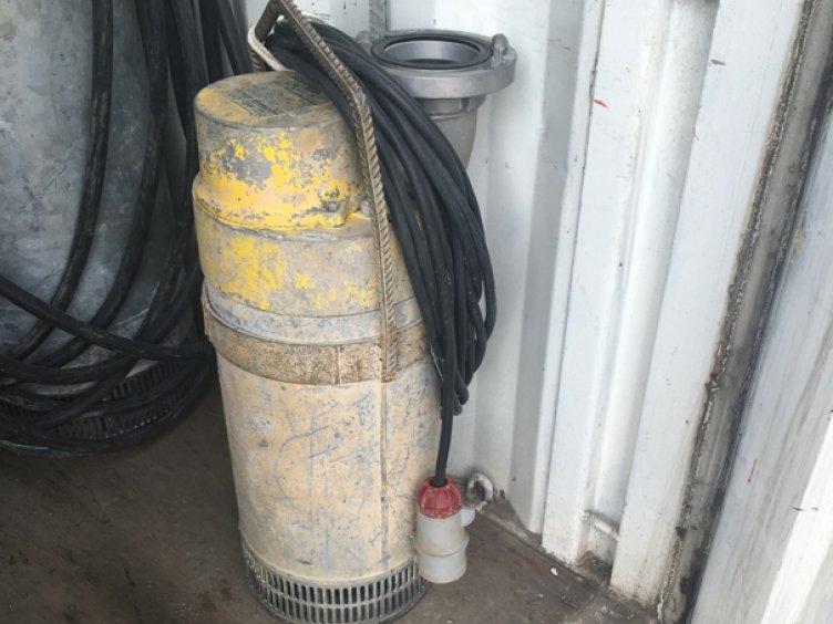 Odvodňovacie čerpadlo WEDA60N