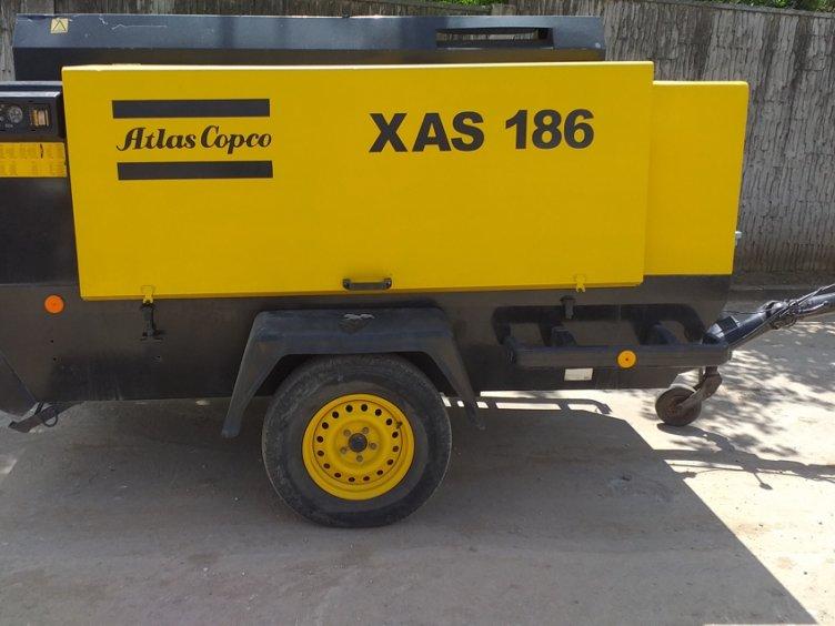 Kompresor XAS 186Dd