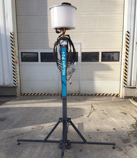 Osvetľovací stožiar HiLight P2+