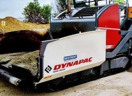 Cestné stroje DYNAPAC v spoločnosti BESTRENT