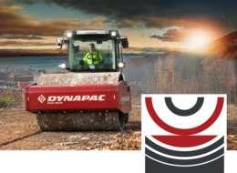 DYNAPAC Seismic. Nový prístup k hutneniu.