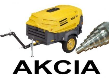 AKCIA Kompresor + pretláčacie kladivo