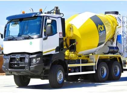 Nové autodomiešavače P7 UL na podvozkoch Renault