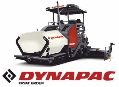 Nová identita značky DYNAPAC