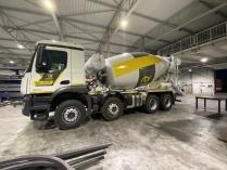 betonmix 9m3
