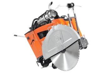 Rezače s pojazdom, pr. kotúča 500-1500 mm