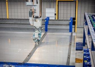 Roboty pre debniace prvky