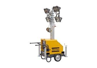 Osvetľovací stožiar HiLight E2 (QLB02)